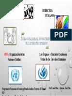 Lcha Social Para Los Reconocimientos de Los Derechos Humanos