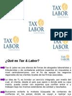 Presentacion Tax & Labor