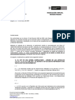 DIAN - Oficio No. 100202208-096 del 19 de marzo de 2021
