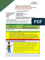 EDUCACION FISICA N° 09 -1° y 2°-2021