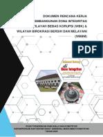 102_Dokumen Rencana Kerja Pembangunan ZI Pusdik - FIX (1)