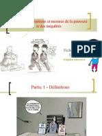 Thème 1 – Définitions et mesures de la pauvreté et des inégalités 2010-2011