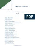 Convenio2009-2012. Seguridad Privada.
