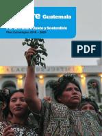 Trocaire Guatemala Plan Estrategico