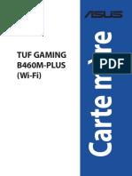 f16681 Tuf Gaming b460m-Plus Wi-fi Um v2 Web