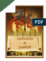 Cristales de Cuarzo Sally Barbosa