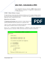 calculandoMDC