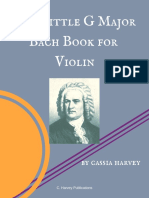 The Little Bach Book for Violin Complete