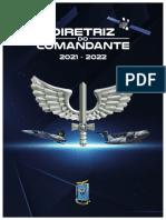 FAB - Diretriz do Comandante 2021 2022