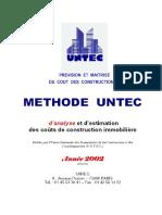 PLAN DE L'OUVRAGE INTRODUCTION PREAMBULE 1 - DE L'ESTIMATION IMMOBILIERE 4 - CATEGORIES DE CONSTRUCTIONS 5 - CHIFFRAGE DE L'ESTIMATION