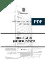 Boletim TRF5-01.2011
