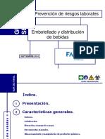 Prl Mbotellado y Distribución de Bebidas