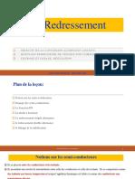 Diapos - Le Redressement