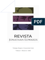 Revista Jonathan Edwards - VOLUME I · Nº 2 · 2021