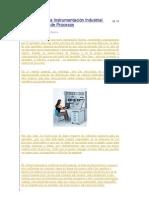 Introducción a la Instrumentación Industrial para el Control de Procesos
