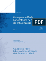 Guia Laboratorial Influenza Vigilancia Influenza Brasil