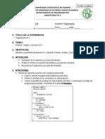 Laboratorio N 8 DZ- FC-FISC-1-8-2016