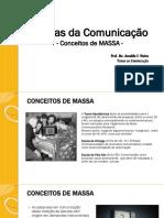 04 - Conceitos de Massa