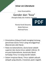 Gender dan Asia