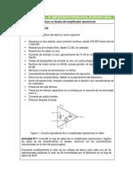 Práctica 6_Características no ideales del amplificador