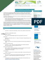 Elaboración de Bibliografía en Normas APA