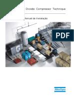 Manual de Instalação GA 75-90 VSD