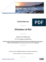 maurras_dictateur-roi_1903-2007_article_538
