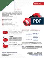 acoplatec-Folheto-Acoplamento-Acoplatec-Modelo-AC-Cruzeta