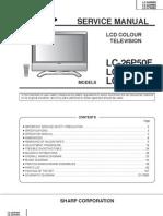 SHARP LC32P50E