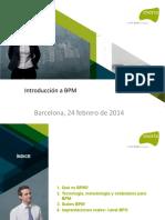 4 - Introducción a BPM