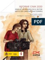Informe CIMA 2020
