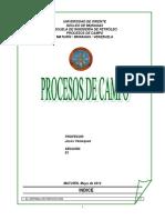 Guia de Procesos de Campos