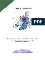 SEGREDOS DE LIQUIDIFICADOR