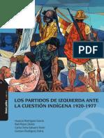 Los partidos de izquierda ante la cuestión indígena 1920-1977