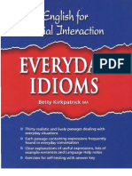 English for Social InteractionEveryday Idioms