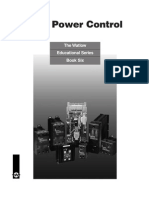 SCR power control(Watlow)