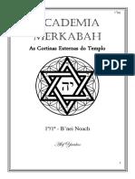 Merkabah - Etapa 1 - As Cortinas Externas do Templo (Ritual)