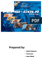 Branding of Pepsi Cola