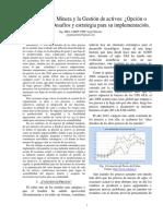 2-La industria minera y la gestión de activos - Jorge Morales