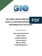 3-ISO55000 Nuevas metodologias para la gestion sustentable de integridad de facilities