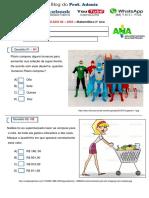 Simulado 04- ANA - Mat - (Blog. Do Prof. Adonis)