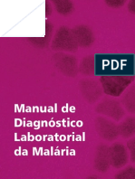 manual de diagnostico da malaria