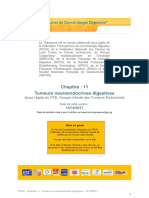 tumeurs endicrines digestives