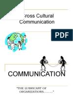 2 CROSS CULTURAL COMMUNICATION