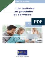 Guide tarifaire PART_ 2021 _