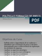 BD2 - política e formação de preço