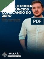 Resumo Aula 2 - Domine o poder dos anúncios começando do zero - O Rei do Tráfego