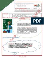 Guía 4 Mateamticas 4° periodo 2