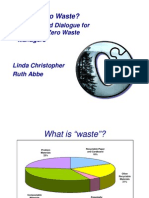 18 Christopher - What is Zero Waste