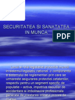securit in munca